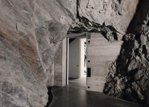 Muzeum Susch, Susch, Switzerland, 2018, Chasper Schmidlin and Lukas Voellmy