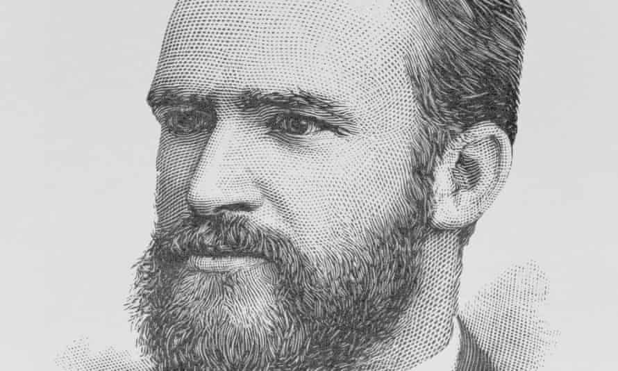 Known as the father of librarianship, Melvil Dewey invented the Dewey decimal system.