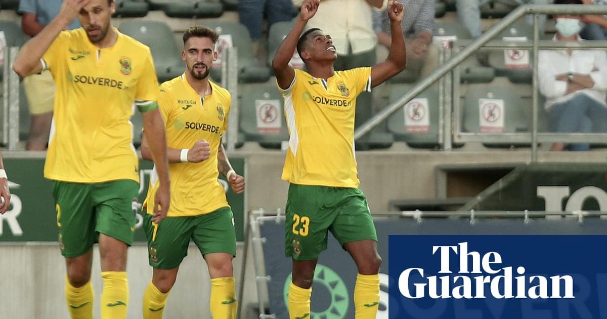 Lucas Silva steps up to help Paços de Ferreira stun weakened Spurs