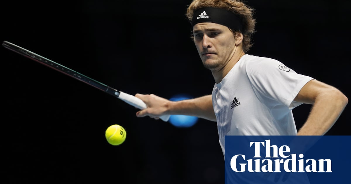 Zverev holds off Schwartzman to secure first victory at this years ATP Finals