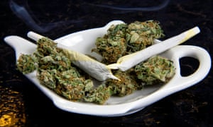 Marijuana is legal in Oregon but illegal at the federal level, making cases such as this highly unusual.