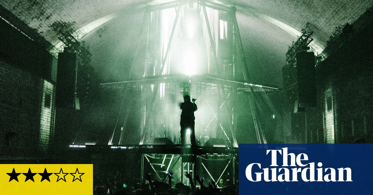 Skepta: Dystopia987 review –flat energy in nightclub of the future