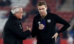 Kevin McDonald spoke of a frustrating relationship with Claudio Ranieri.