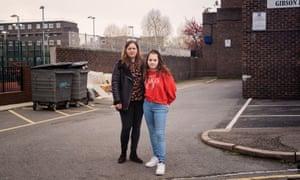 Sarina Da Silva and her daughter Sienna.