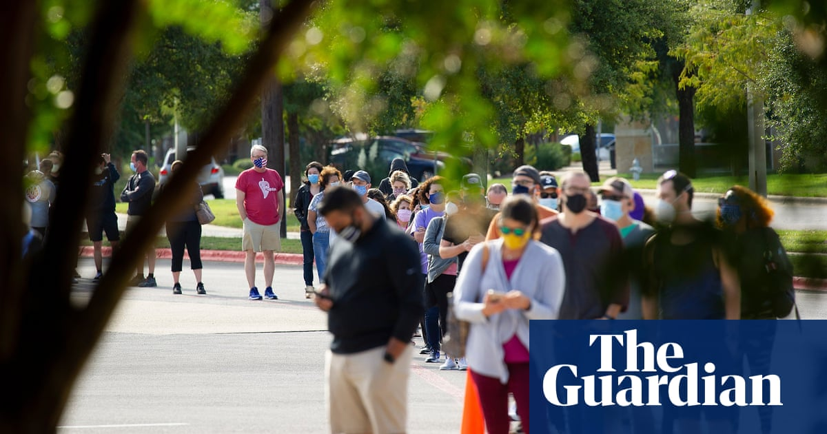 How Texas went from low voter turnout to nation's top early voting state – The Guardian