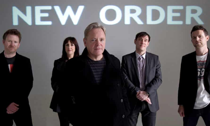 New Order … Don't ask where Hooky is, please.