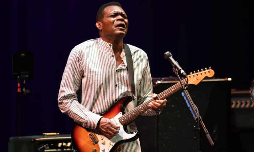 Robert Cray in concert at The Parker Playhouse, Fort Lauderdale, USA