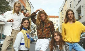 New band of the week: Parcels (No 138)