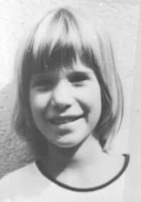 Ursula Herrmann, aged 10.
