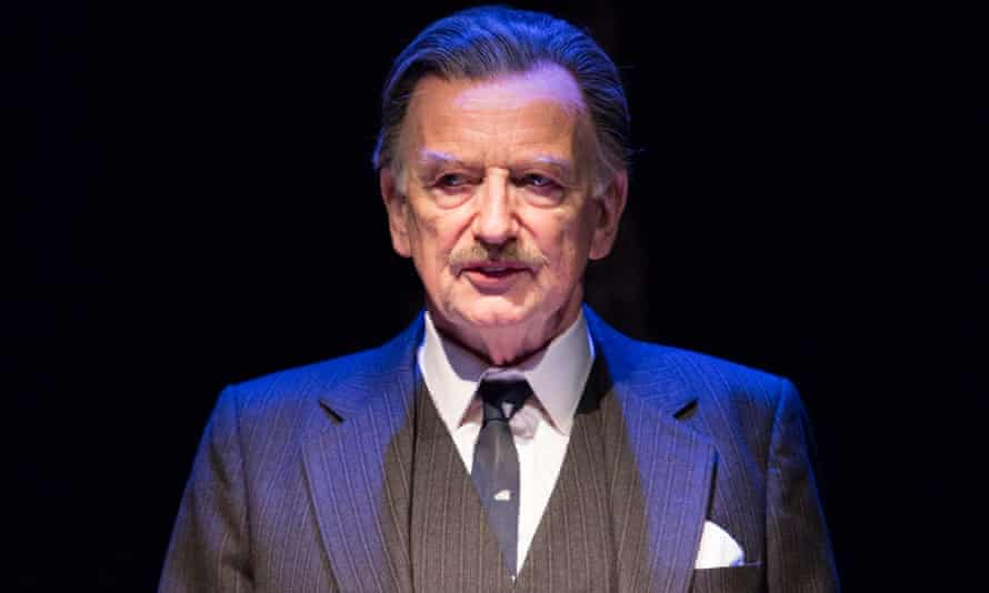 Superciliousness and sensitivity … Ian McDiarmid as Enoch Powell in What Shadows.