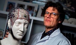 Steven Laureys has won the Generet prize, which will fund his work helping brain trauma survivors