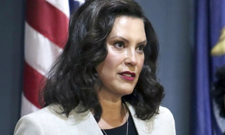Governor Gretchen Whitmer of Michigan: 'This White House has a duty to call it out and they won't do it – in fact, they encourage it.'
