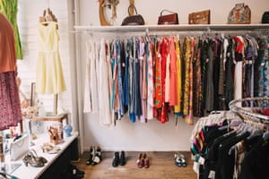Secondhand stores are the ultimate clothing recyclers – and thrift shop fashion doesn't have to be daggy.