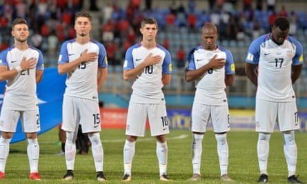 Next summer's World Cup will be the first without the US since 1986