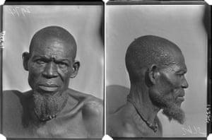 'Obuweluzo', photographed by N. W. Thomas in Agukwu Nri, Anambra State, Nigeria, 1911