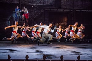 Bugsy Malone, 2016 By Alan Parker with words and music by Paul Williams. This major revival reopened the theatre after redevelopment