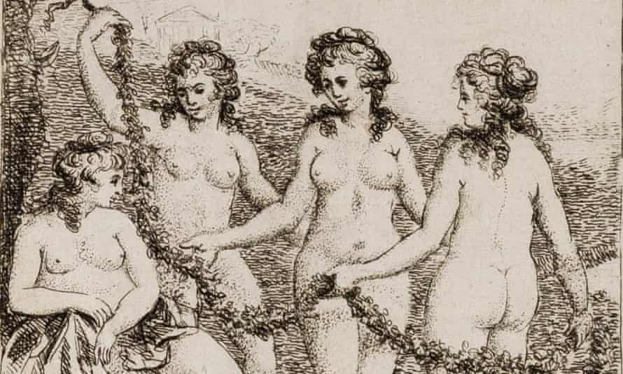 Illustration in the 1793 edition of Harris's Lists of Covent-Garden Ladies