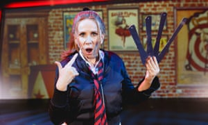 Bovvered? Catherine Tate