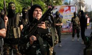 jihadi woman