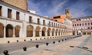 Alcazaba, Badajoz,