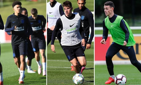 How Jadon Sancho, Mason Mount and Phil Foden earned their time to shine