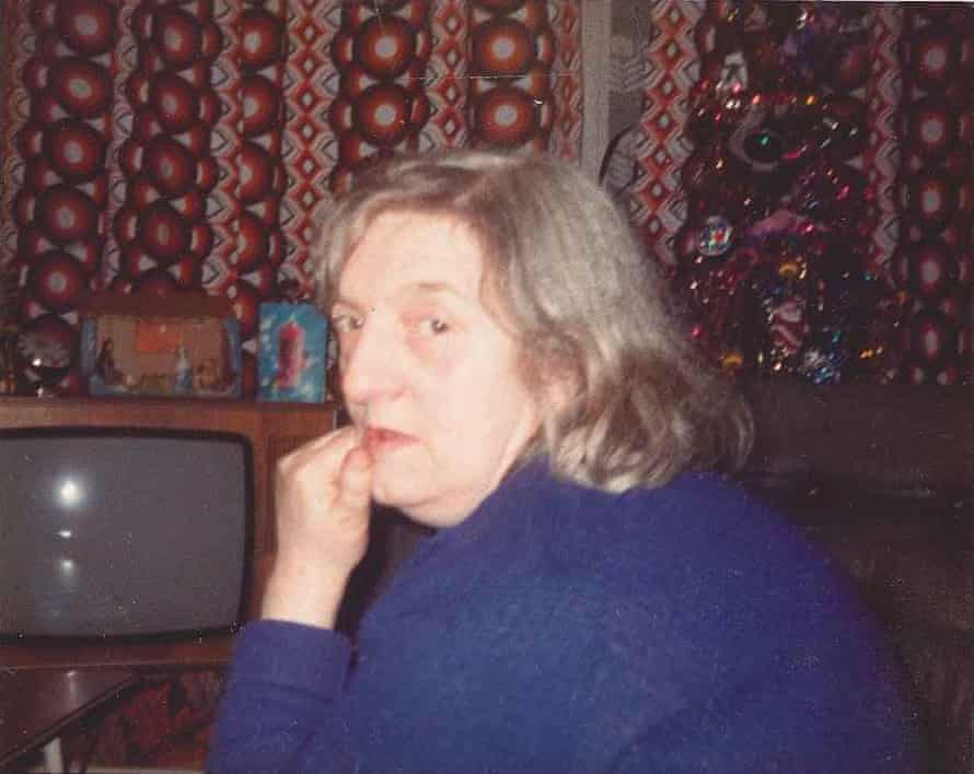 Gerry Potter's mother