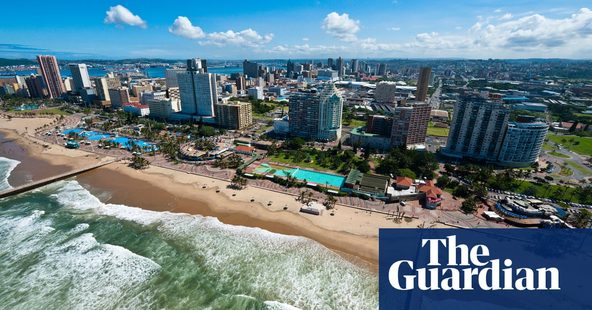 The future of Durban: is this South Africa's most inclusive public space?