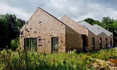 Five Acre Barn exterior