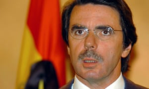 José María Aznar in 2004