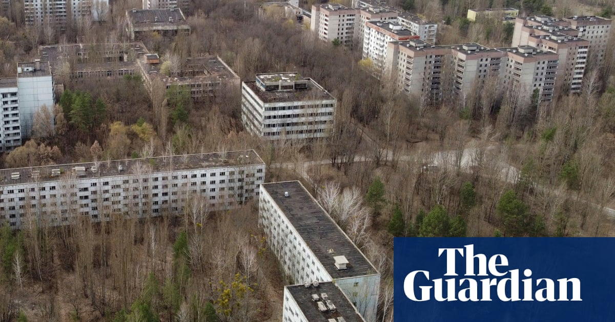 Out of a heap of broken images, Chernobyl seeks World Heritage status