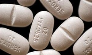Seroxat pills