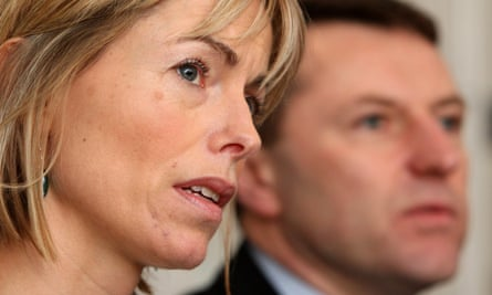 The McCanns said the decision by the Portuguese supreme court was 'disappointing'