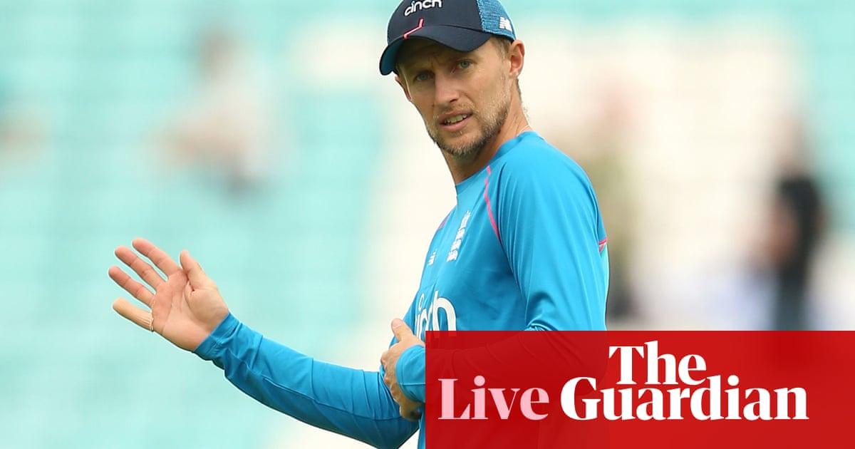 England v Sri Lanka: second ODI – live!