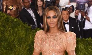 Beyoncé in May 2016