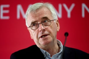 "In-work povertyEmbargoed to 0001 Wednesday July 17 File photo dated 13/7/2019 of John McDonnell who is to promise that Labour will eliminate the ""modern-day scourge"" of in-work poverty by the end of the party's first full term back in office. PRESS ASSOCIATION Photo. Issue date: Wednesday July 17, 2019. The shadow chancellor will pledge to make structural changes to the economy, ensure public services are free at the point of use, and provide a strong social safety net to tackle the issue if his party enters government. See PA story POLITICS McDonnell. Photo credit should read: Kirsty O'Connor/PA Wire"