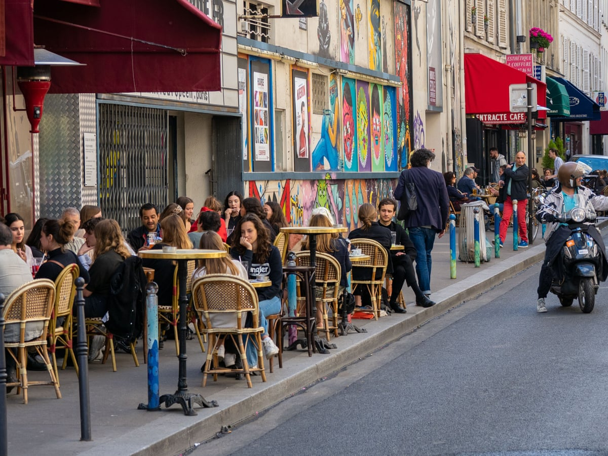 France Further Eases Covid 19 Lockdown With Paris Cafes To Reopen As It Happened World News The Guardian