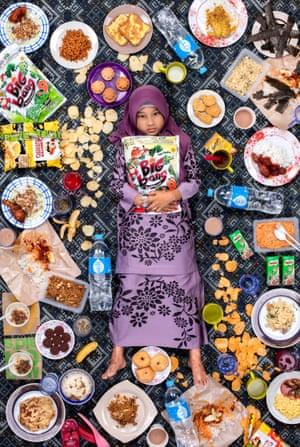 Nur Zahra Alya Nabila Binti Mustakim aged 7, Kajang, Malaysia