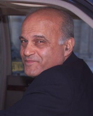Dr Magdi Yacoub.