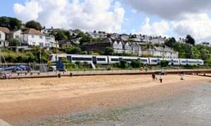 Leigh-on-Sea beach