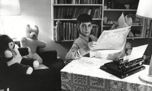 Jacob Rees-Mogg as a child