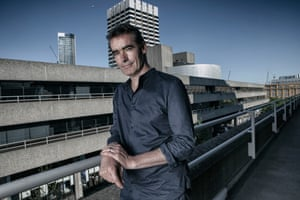 Rufus Norris is the Artistic Director of the National Theatre.