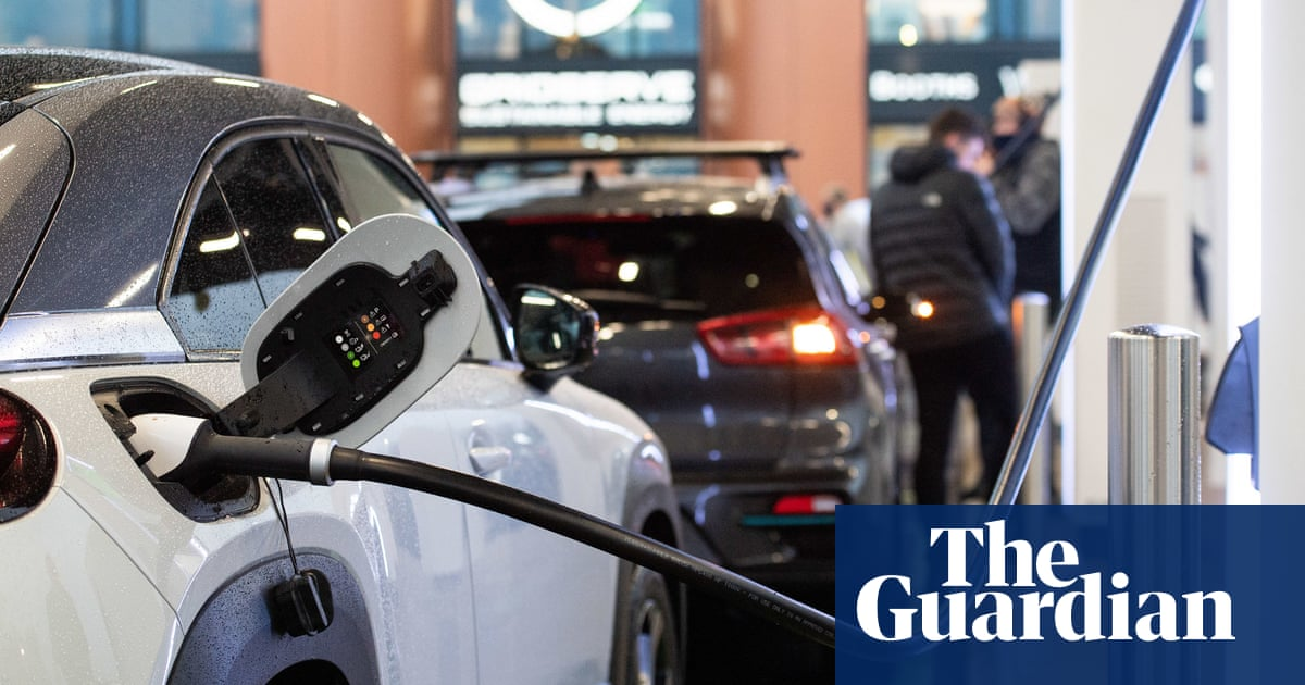 Britain's electric car charging network to get £300m boost