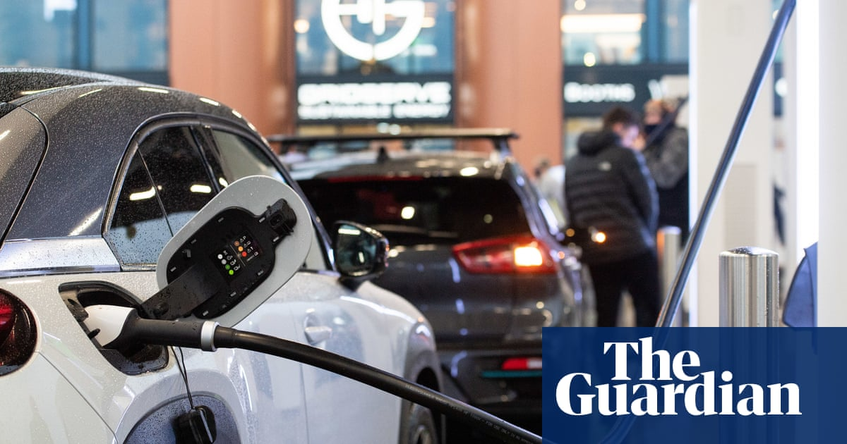 6.5m households in UK plan to buy an electric car by 2030