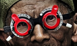 Masterpiece … Joshua Oppenheimer's film The Look of Silence.