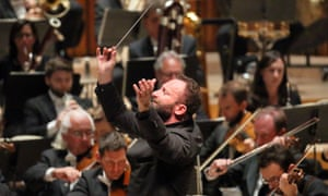 Kirill Petrenko conducts the Bayerisches Staatsorchester at the Barbican.