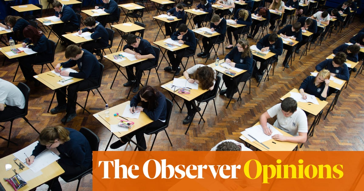 Let's not return to flawed exams. We have better ways to assess our children