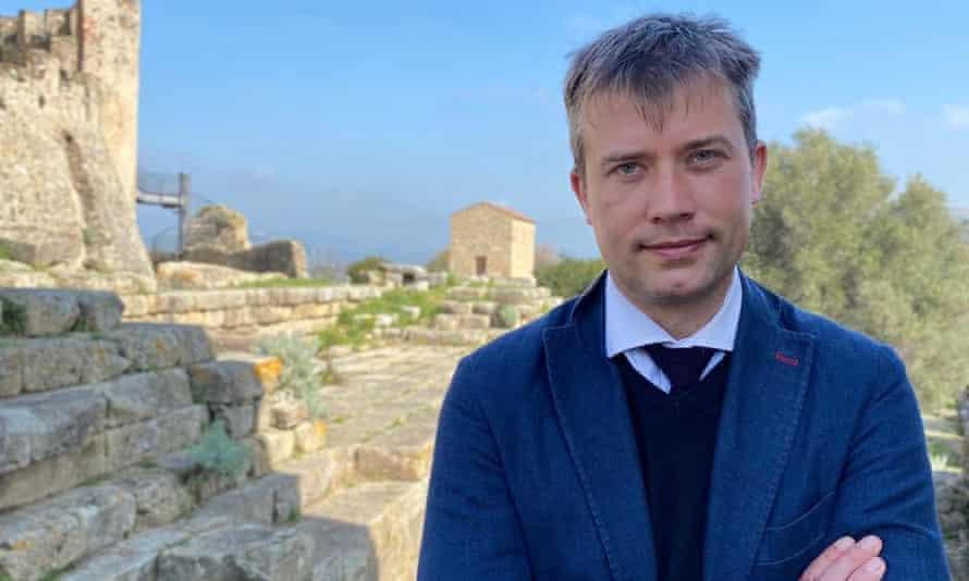 Gabriel Zuchtriegel, new Pompeii director