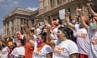Texas's largest companies stay silent on state abortion ban despite outrage