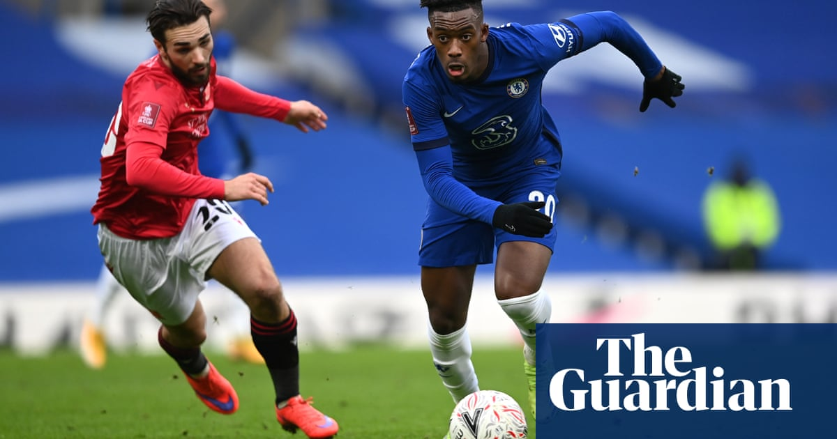 Hudson-Odoi deserves greater chance to fix Chelseas attacking muddle | Jacob Steinberg