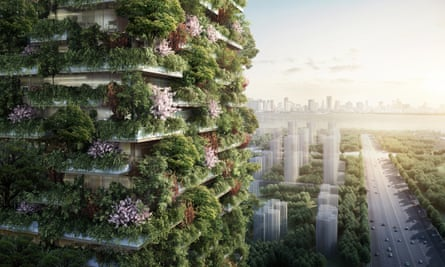 Nanjing Green Towers, promoted by Nanjing Yang Zi State-owned National Investment Group Co.ltd, will be the first Vertical Forest built in Asia.